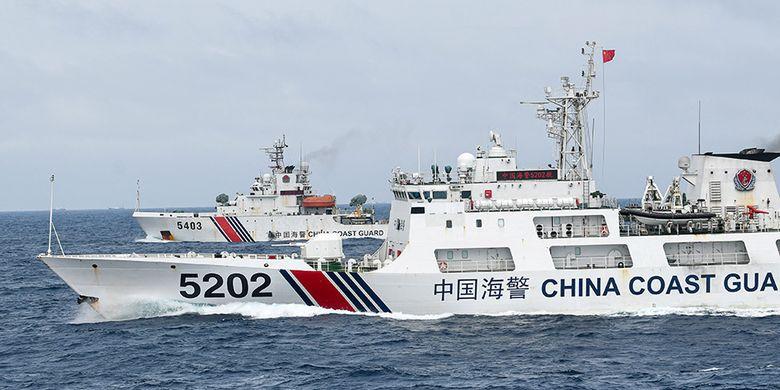 UNCLOS Hukum Laut Yang Diratifikasi Sekaligus Dilanggar China